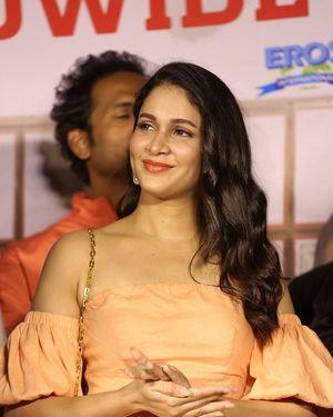Lavanya Tripathi - Arjun Suravaram Movie Success Meet Photos | Picture 1707199