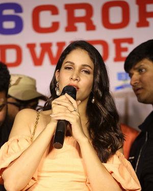 Lavanya Tripathi - Arjun Suravaram Movie Success Meet Photos | Picture 1707203