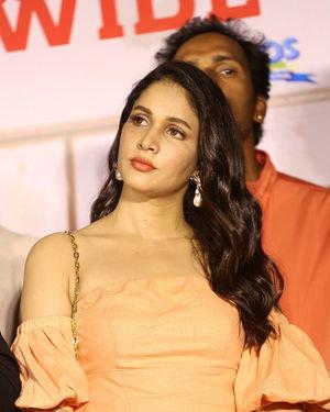 Lavanya Tripathi - Arjun Suravaram Movie Success Meet Photos | Picture 1707208