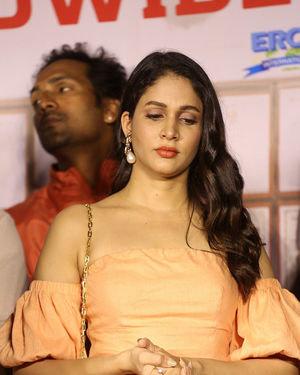 Lavanya Tripathi - Arjun Suravaram Movie Success Meet Photos | Picture 1707198