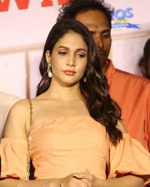 Lavanya Tripathi - Arjun Suravaram Movie Success Meet Photos | Picture 1707207