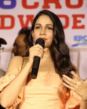 Lavanya Tripathi - Arjun Suravaram Movie Success Meet Photos | Picture 1707204