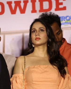 Lavanya Tripathi - Arjun Suravaram Movie Success Meet Photos | Picture 1707209