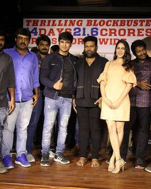 Arjun Suravaram Movie Success Meet Photos | Picture 1707225