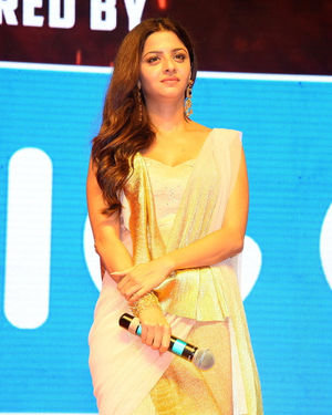 Vedhika Kumar - Ruler Telugu Movie Pre-release Event Photos