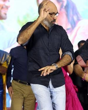 Sathyaraj - Prathi Roju Pandage Movie Pre Release Event Photos   Picture 1708003