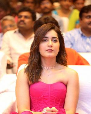 Raashi Khanna - Prathi Roju Pandage Movie Pre Release Event Photos | Picture 1707958