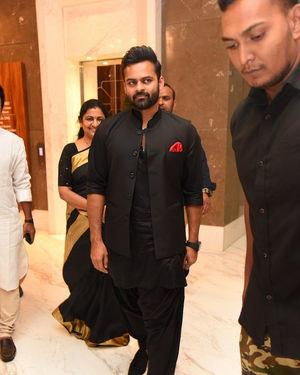Prathi Roju Pandage Movie Pre Release Event Photos | Picture 1708128