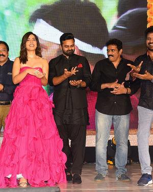 Prathi Roju Pandage Movie Pre Release Event Photos   Picture 1708150
