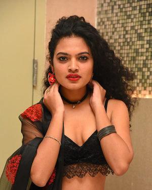 Riya (Taagithe Tandaana) - Prathi Roju Pandage Movie Pre Release Event Photos