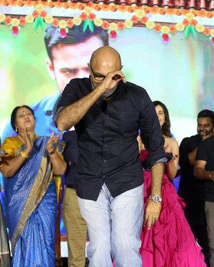 Sathyaraj - Prathi Roju Pandage Movie Pre Release Event Photos   Picture 1708004