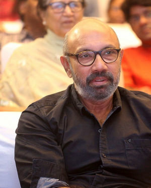 Sathyaraj - Prathi Roju Pandage Movie Pre Release Event Photos | Picture 1707972