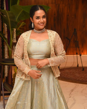 Hari Teja - Prathi Roju Pandage Movie Pre Release Event Photos | Picture 1708100