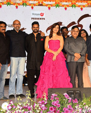 Prathi Roju Pandage Movie Pre Release Event Photos | Picture 1708164