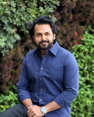 Karthi At Donga Movie Interview Photos | Picture 1708318