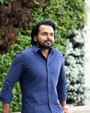 Karthi At Donga Movie Interview Photos | Picture 1708319