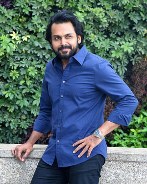 Karthi At Donga Movie Interview Photos | Picture 1708333