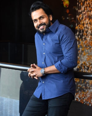 Karthi At Donga Movie Interview Photos | Picture 1708324