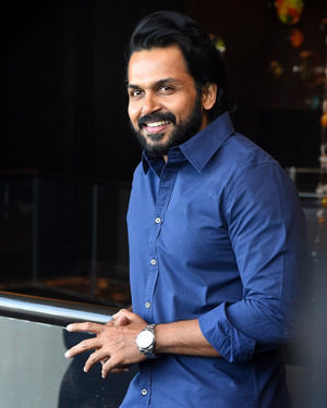 Karthi At Donga Movie Interview Photos | Picture 1708323