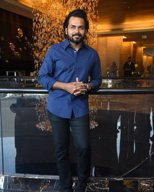 Karthi At Donga Movie Interview Photos | Picture 1708320