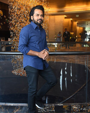Karthi At Donga Movie Interview Photos | Picture 1708322