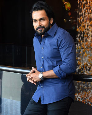 Karthi At Donga Movie Interview Photos | Picture 1708325