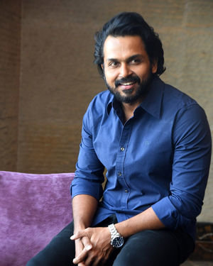 Karthi At Donga Movie Interview Photos | Picture 1708328