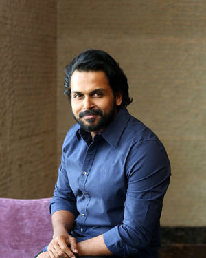 Karthi At Donga Movie Interview Photos | Picture 1708314