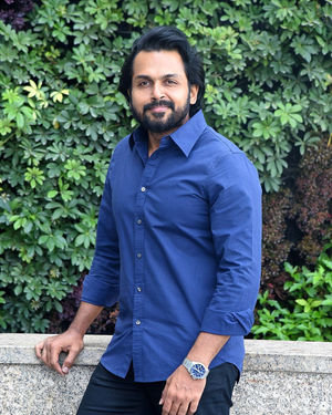 Karthi At Donga Movie Interview Photos | Picture 1708332