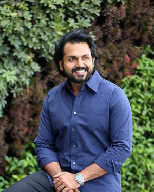 Karthi At Donga Movie Interview Photos | Picture 1708317