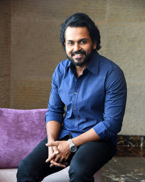 Karthi At Donga Movie Interview Photos | Picture 1708326