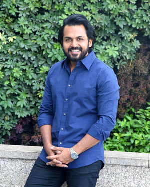 Karthi At Donga Movie Interview Photos | Picture 1708331