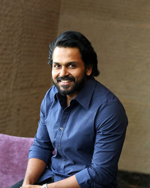 Karthi At Donga Movie Interview Photos | Picture 1708315