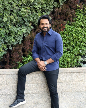 Karthi At Donga Movie Interview Photos | Picture 1708316