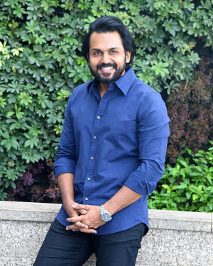 Karthi At Donga Movie Interview Photos | Picture 1708330