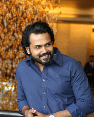 Karthi At Donga Movie Interview Photos | Picture 1708312