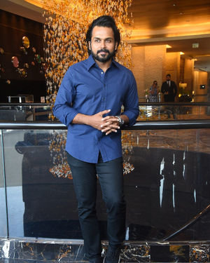 Karthi At Donga Movie Interview Photos | Picture 1708321