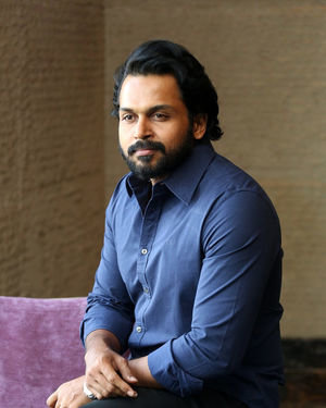 Karthi At Donga Movie Interview Photos | Picture 1708313