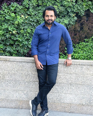 Karthi At Donga Movie Interview Photos | Picture 1708329