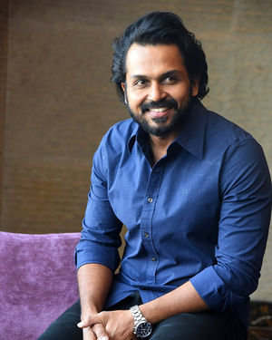 Karthi At Donga Movie Interview Photos | Picture 1708327