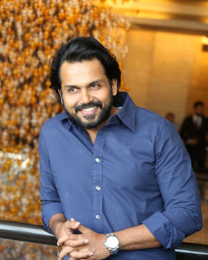 Karthi At Donga Movie Interview Photos | Picture 1708311