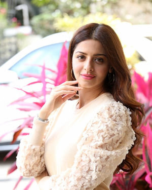 Vedhika At Ruler Movie Interview Photos | Picture 1708482