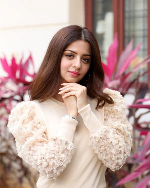 Vedhika At Ruler Movie Interview Photos | Picture 1708490