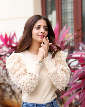 Vedhika At Ruler Movie Interview Photos | Picture 1708488