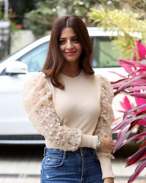 Vedhika At Ruler Movie Interview Photos | Picture 1708475