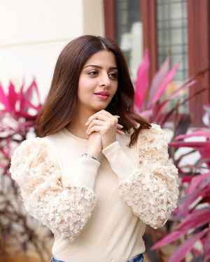 Vedhika At Ruler Movie Interview Photos | Picture 1708489
