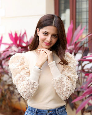 Vedhika At Ruler Movie Interview Photos | Picture 1708492