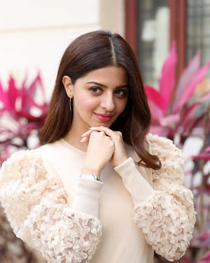 Vedhika At Ruler Movie Interview Photos | Picture 1708493