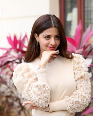 Vedhika At Ruler Movie Interview Photos | Picture 1708496