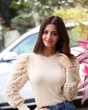 Vedhika At Ruler Movie Interview Photos | Picture 1708477
